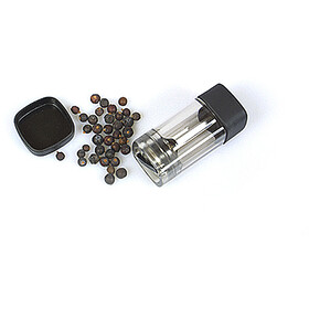 GSI Pepper mill, black/transparent
